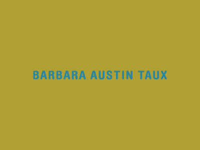 Barbara Austin Taux